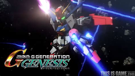 Kaset Ps4 Sd Gundam G Generation Genesis this is thailand sd gundam g generation genesis