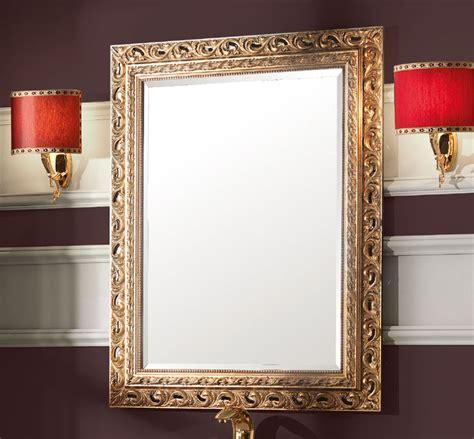 specchiere per bagni specchiere e specchi per il bagno moderne e classiche
