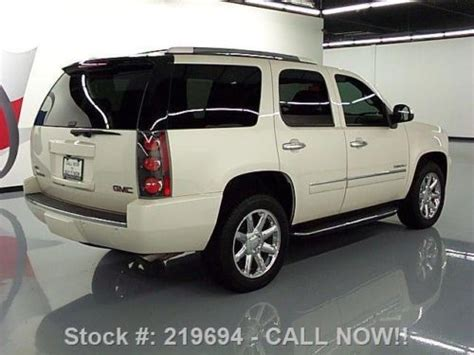 car owners manuals free downloads 2011 gmc yukon xl 1500 spare parts catalogs service manual 2011 gmc yukon cam installation purchase used 2011 gmc yukon denali 7pass