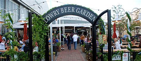 top ten bars in denver lowry beer garden by turning an old air force hangar i