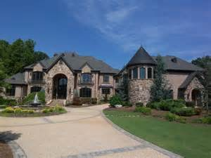 country mansion 16 000 square foot english country mansion in braselton