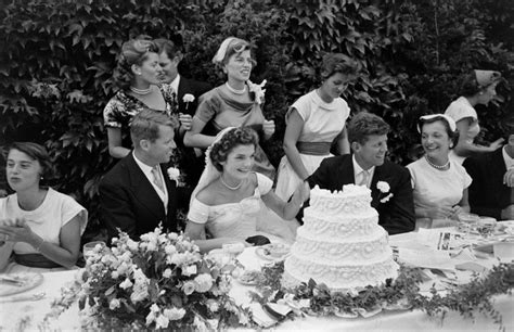 Wedding F by And Jackie Kennedy Wedding Photos From 1953 Cool