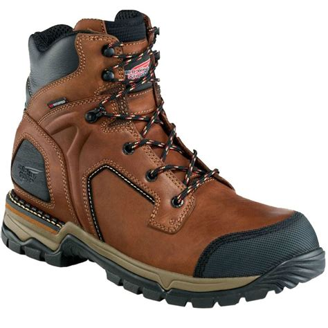 wing 4490 6 inch work boots wing 2401 6 inch waterproof boot s