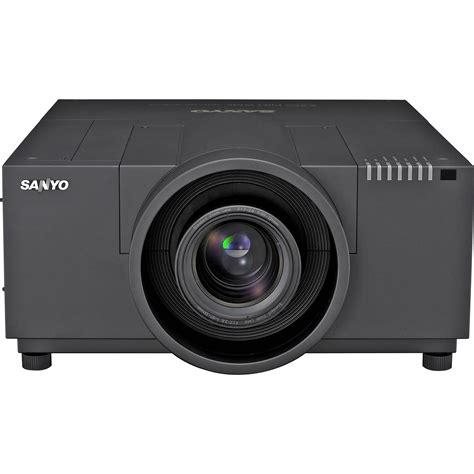 Lu Lcd Projector Sanyo sanyo plv wf20 lcd multimedia projector plv wf20 b h photo