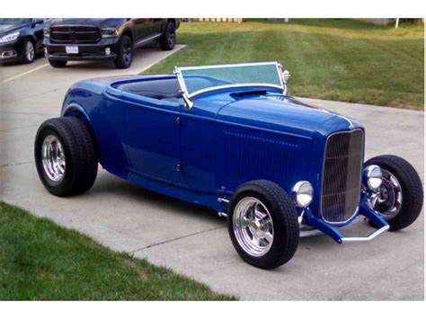1932 ford for sale 1932 ford roadster for sale classiccars cc 898566