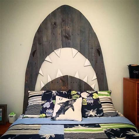 shark decorations for bedroom best 25 pallet headboards ideas on pinterest headboard