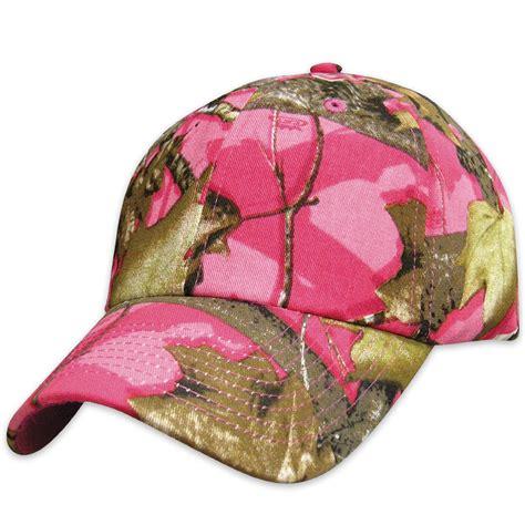 pink camo cap c pink camo cap hat budk knives