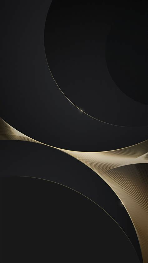 wallpaper iphone hitam polos black and gold wallpaper black wallpapers pinterest