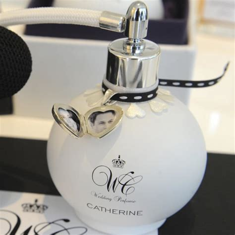 The Official Royal Wedding Perfumes For Prince William and