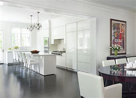 white designer kitchens all white kitchen models