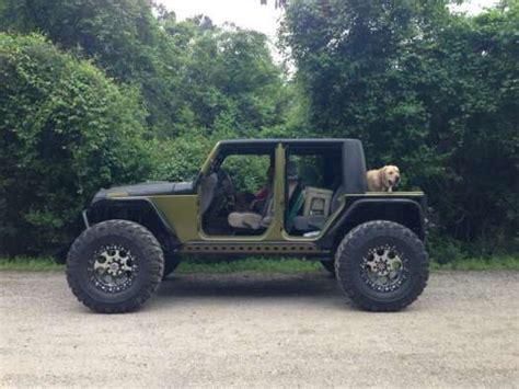 Aftermarket Jeep Tops Bobbed Top Jeep 4x4 Overland Gi Joe