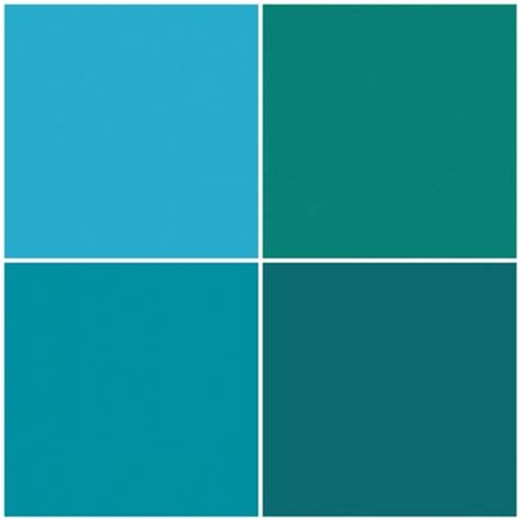 Paint Colours For Home Interiors teal living room design ideas trendy interiors in a bold