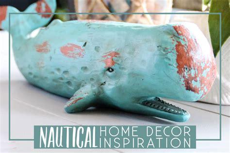 Nautical Home Decor Inspiration The Diy Lighthouse   nautical home decor inspiration the diy lighthouse