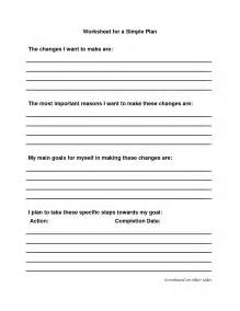 Worksheet answer key substance abuse change plan worksheet and stages