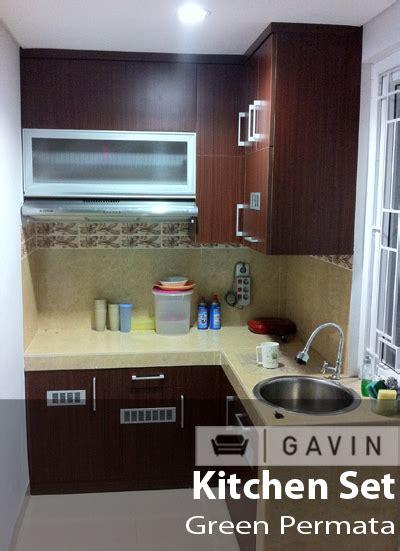 bahan untuk membuat kitchen set sendiri dekorasi kitchen set jakarta