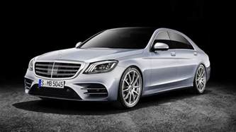 Mercedes S 2018 Mercedes S Class Facelift Can You Spot The Changes