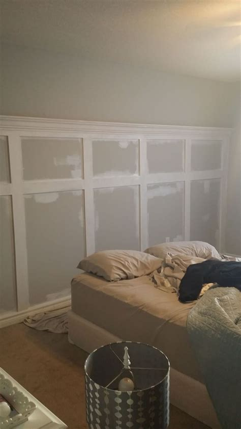 Hometalk   Bedroom Board And Batten Wall