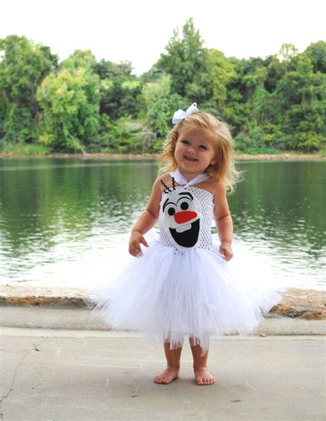 an olaf dress up costume to say quot awwww quot over ruffles and frozen inspired tutu dress up costume tutu dresses tutu