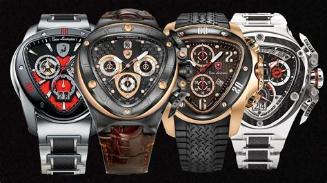 Lamborghini Watch by Tonino Lamborghini Watch Collection Youtube