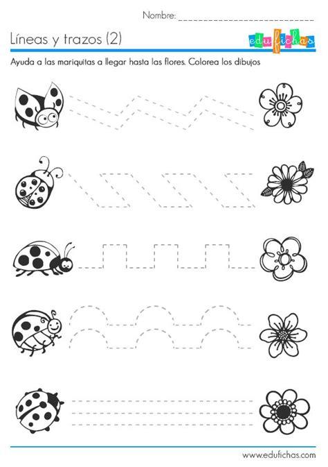 13 imprimir fichas educativas con ejercicios las letras 17 mejores ideas sobre actividades con insectos en