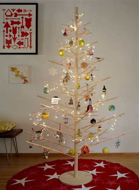 Handmade Tree Ideas - 11 awesome and unique tree ideas for this year
