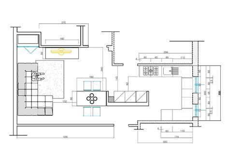 progetto cucina soggiorno progetto cucina soggiorno progetti ristrutturazione casa
