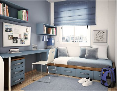 Modern Boys Bedroom | modern design for teenage boys room design ideas