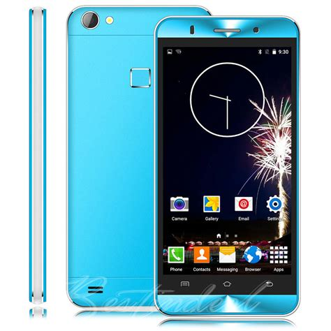talk android phones unlocked 5 quot 3g android at t t mobile cell phone smartphone talk gsm gps ebay