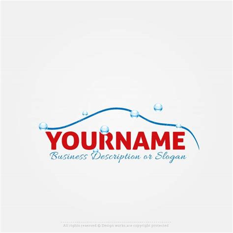 Online Logos Store Car Wash Logo Template Car Wash Logo Template Free