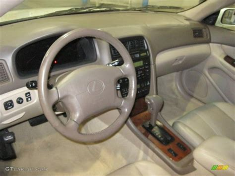 2001 lexus es300 interior ivory interior 1997 lexus es 300 photo 45865411