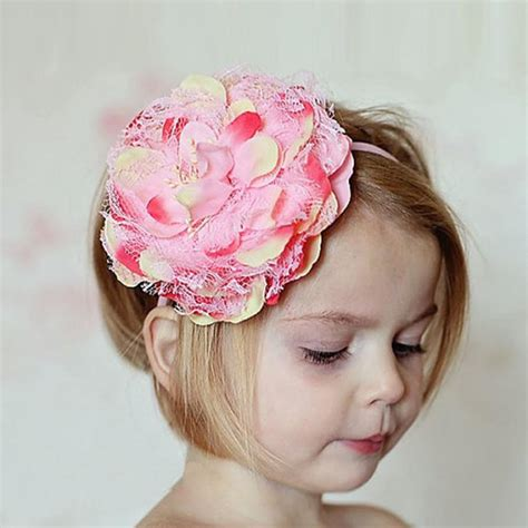 44 best baby hair accessories images on infant hair accessories headbands with flowers