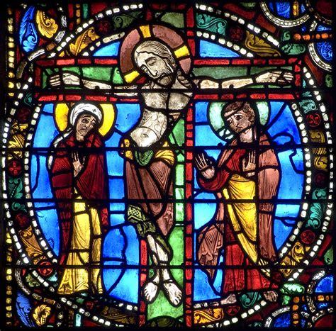 imagenes vidrieras goticas vidriera vidrieras de la catedral de le 211 n pinterest