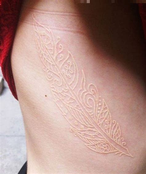 white tattoo process all you really want to know about white ink tattoos