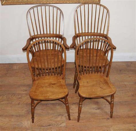 Oak Kitchen Table Chairs Oak Refectory Table Chair Set Farmhouse Kitchen