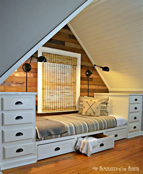 Beds With Built In Drawers by How To Make A Built In Bed Using Kitchen Cabinets