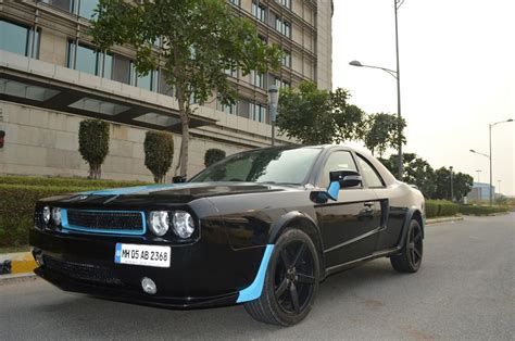 healthy ford dodge challenger replica based on a ford mondeo is the