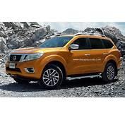 SUV Based On New Nissan Navara Pickup Reportedly Under