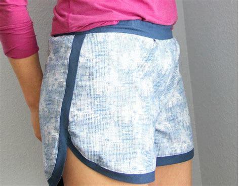 free pattern shorts varsity blues jogging shorts pattern allfreesewing com