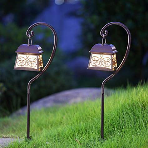 Patio Lights Hooks Maggift 22 Inch Hanging Solar Lights Multipurpose Shepherd