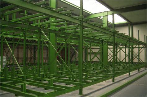 firma continental pufferlager konstruktion und produktionshalle