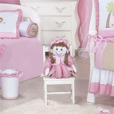 decoração de quarto infantil boneca de pano boneca para quarto enxoval beb 234 menina simba rosa