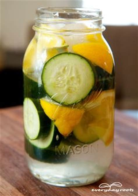 Cucumber And Lemon Detox Water Results by 1000 Images About Detox For The On