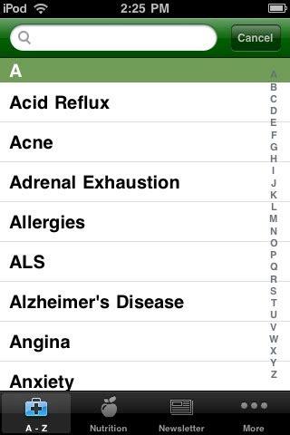 listview   create  alphabetical scrollbar