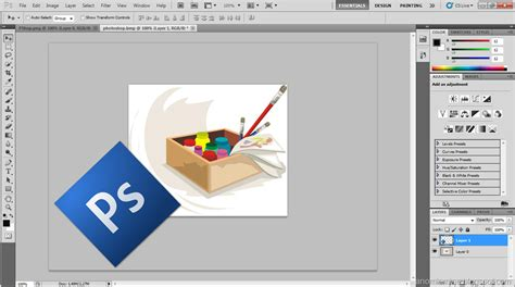 design grafis photoshop cs3 yusrifah desain grafis