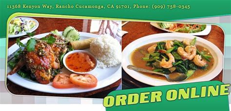 Boonsee Thai Kitchen by Boonsee Thai Kitchen Order Rancho Cucamonga Ca
