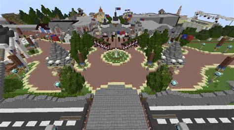 theme park minecraft server dream park amusement park minecraft server