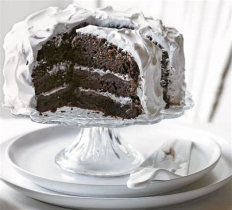 American Chocolate Cake chocolate fudge cake with frosting recipe