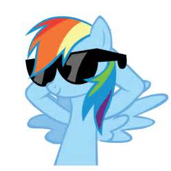 cool my mlp rainbow dash 20 cooler vector by goldfisk on deviantart