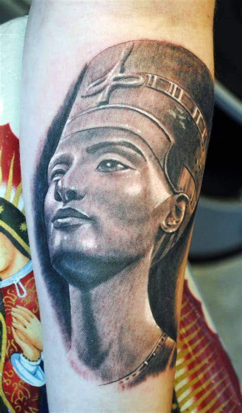 african queen tattoos 15 designs and pictures