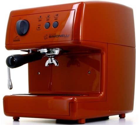 oscar espresso machine oscar rouge de nuova simonelli